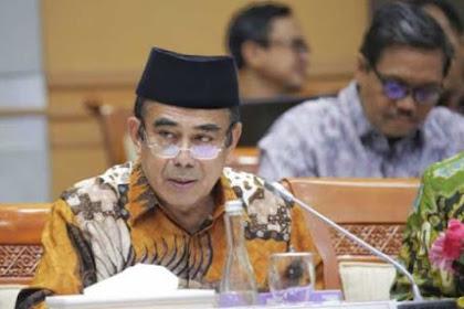 Menteri Agama Fachrul Razi Positif Covid-19