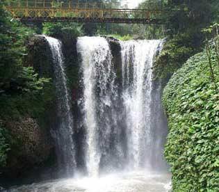 Taman Wisata Maribaya Bandung Yang Eksotis Tempat Wisata
