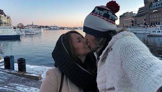 Daniel Nilsson fidanzato con Beatrice Presta
