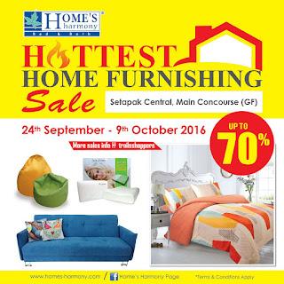 Home's Harmony Sale Kuala Lumpur 2016