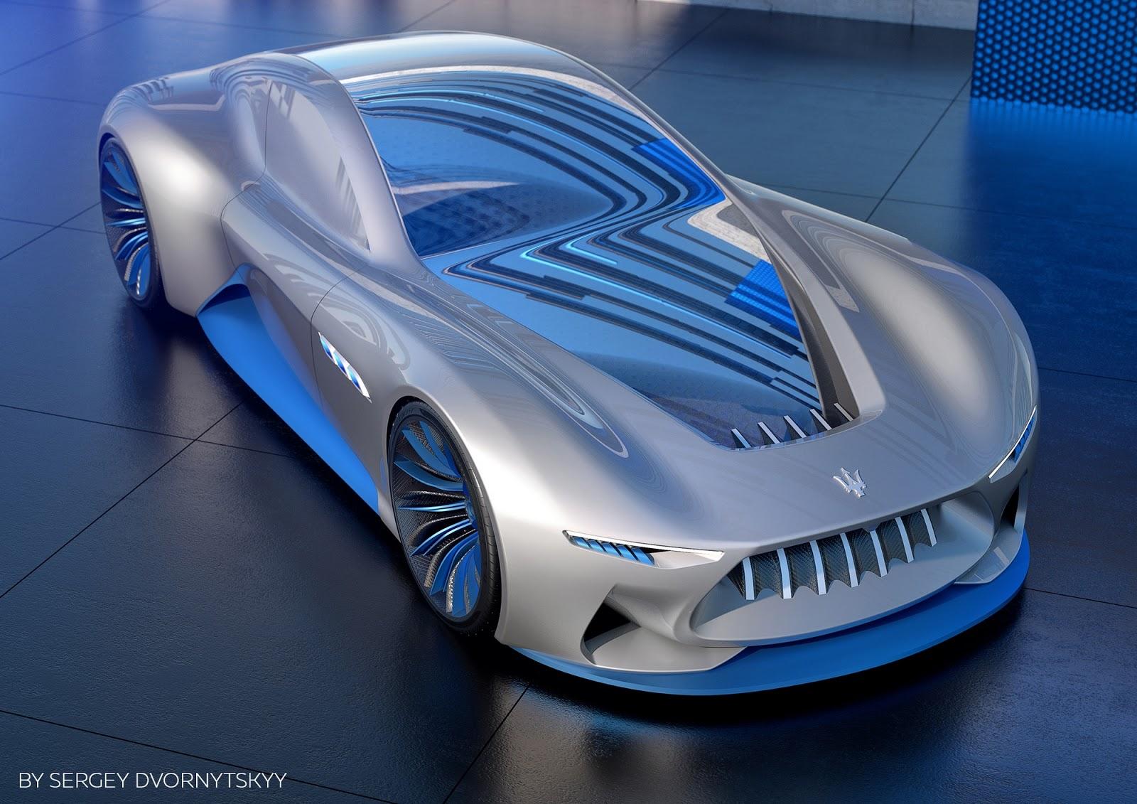 Dream Car S N C