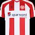 Hummel lança as novas camisas do Aalborg
