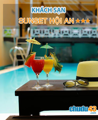 Khách sạn 3 sao Sunset Hội An (Chudu43.com)
