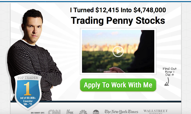 trader penny stock Timothy Sykes