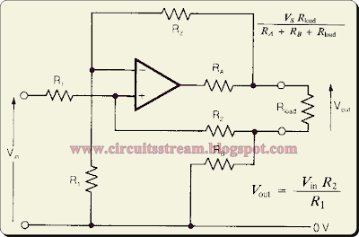 Safe Opamp Circuit Diagram