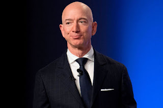 Amazon CEO Jeff Bezos is the richest man