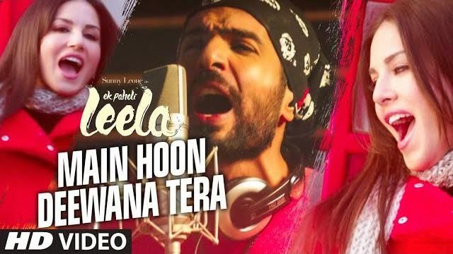 Download Main Hoon Deewana Tera – Ek Paheli Leela (2015) HD 720p Full Video Song