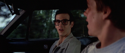 Keith Gordon and John Stockwell in Christine (1983)