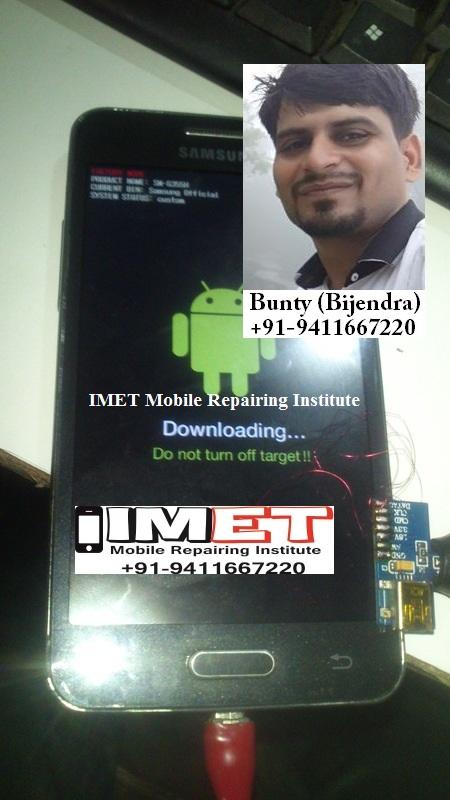 Samsung SM-G355H Dead Boot Repair Done - IMET Mobile