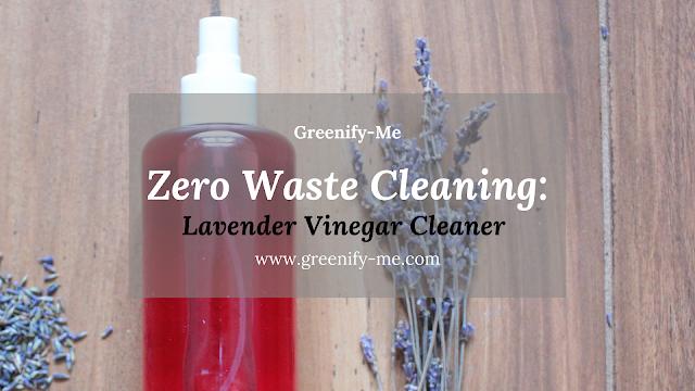 lavender vinegar cleaner