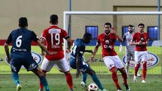 ملخص ونتيجة واهداف مباراة الاهلي وانبي اليوم 5/2/2019 الدوري المصري
