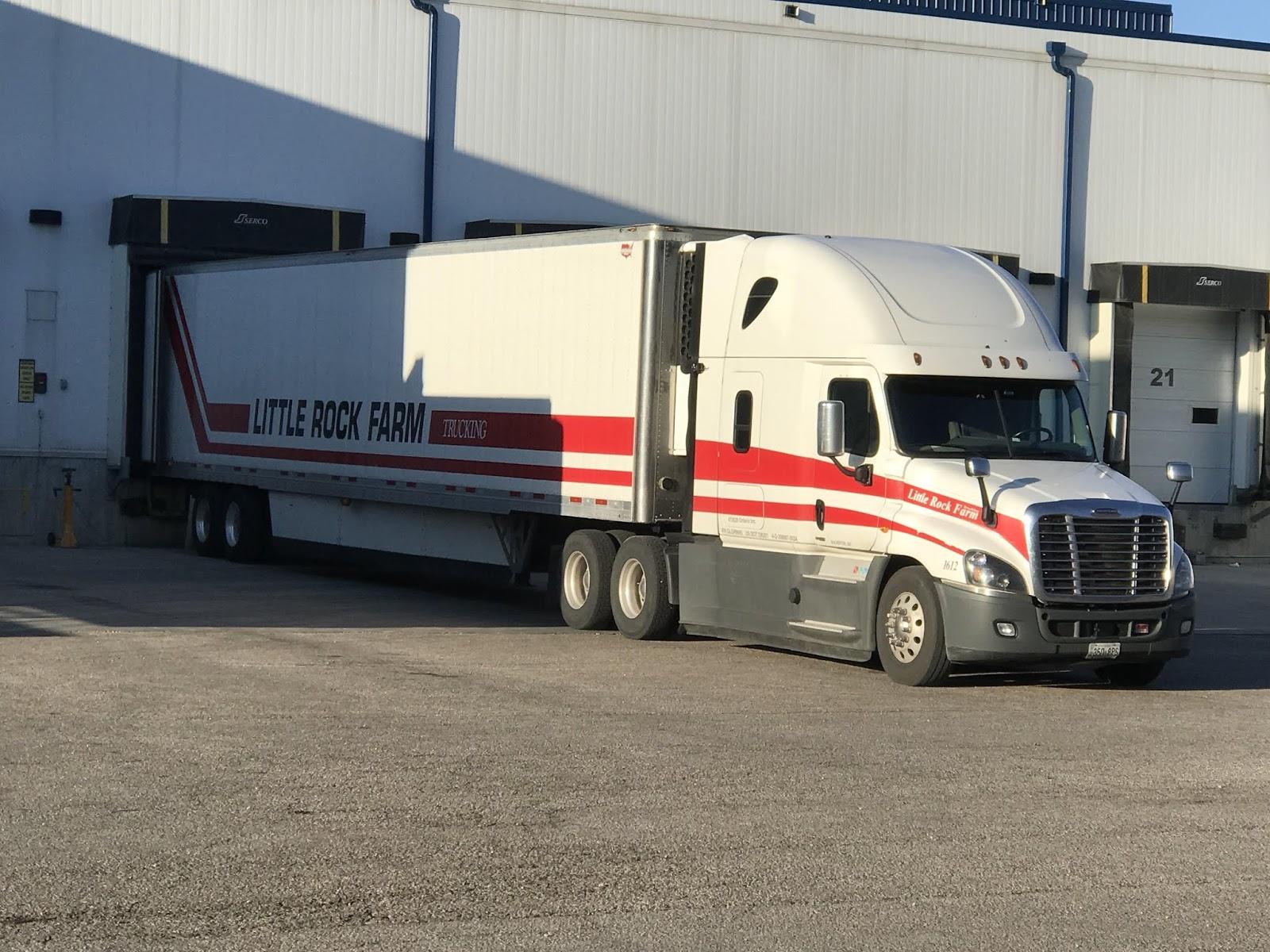 Little Rock Farm Trucking Solicita 12 Conductores De Camión De Larga Distancia O Trailer