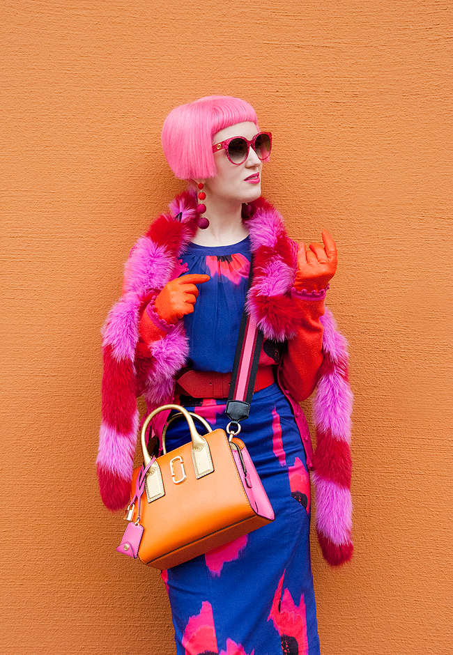 Charlotte Simone, Marc Jacobs, streetstyle