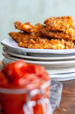 KETO FRIED CHICKEN