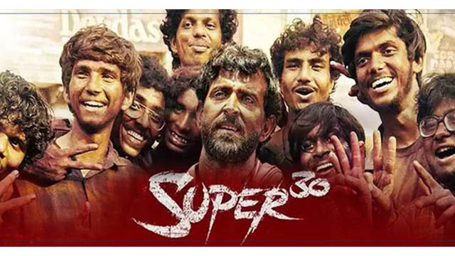 Super 30 (2019) Hindi Movie