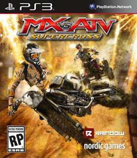 MX VS. ATV SUPERCROSS PS3 TORRENT
