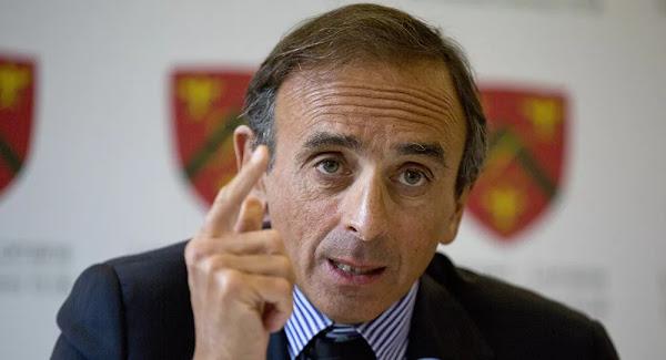 Zemmour qualifie les violences urbaines de «guérilla contre l'État français»
