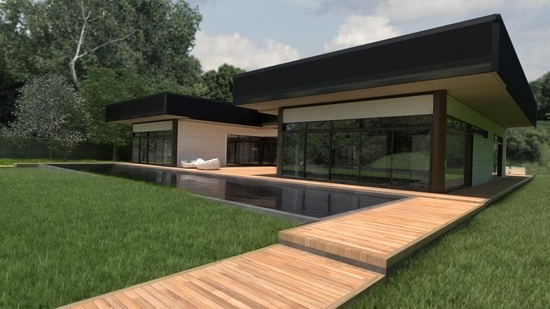 Las casas ecológicas cada vez más de moda
