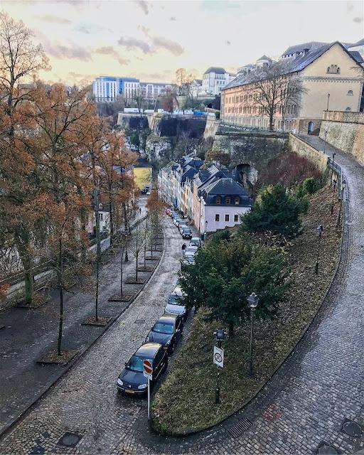 vie principali lussemburgo