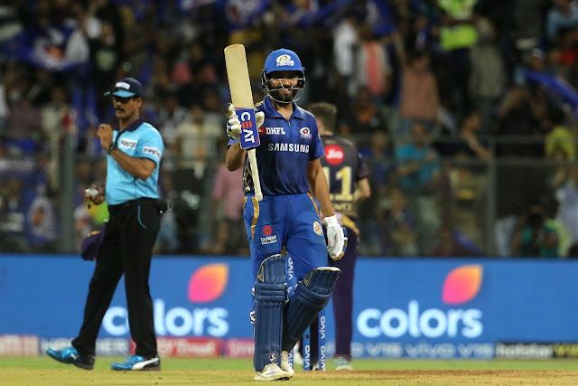 IPLमें रोहित शर्मा ने हासिल किया खास मुकाम