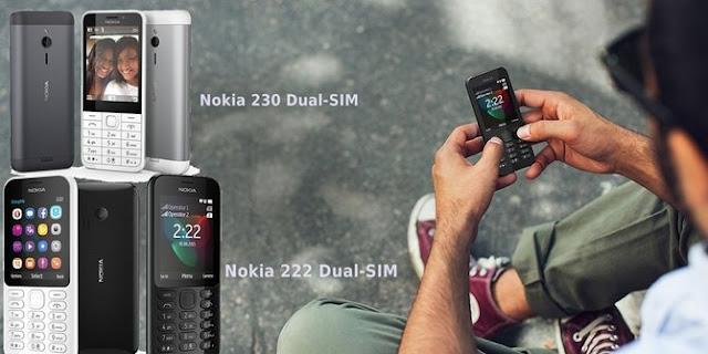 Ponsel Nokia Masih Ada, Ini Dua Terbarunya