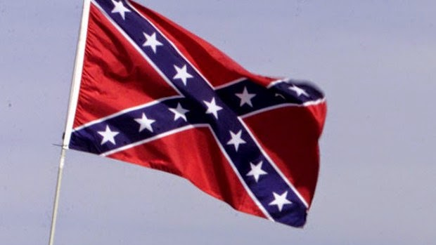 Confederate Gray Outraged By The Confederate Flag