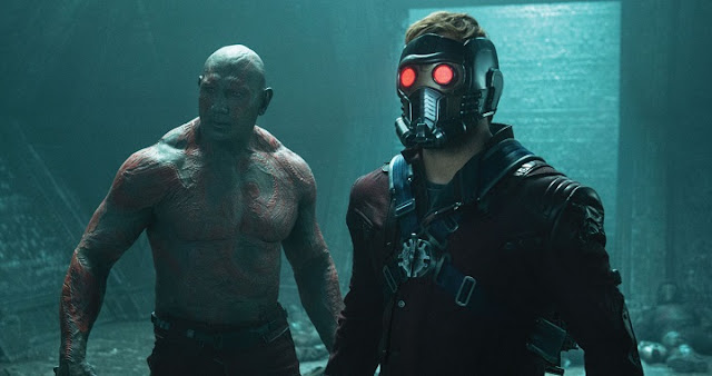 Guardians of the Galaxy Vol 2 tendrá reshoots