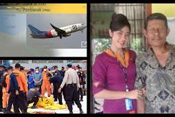 Ini Permintaan Terakhir Mia Trestiyani Wadu (23), pramugari pesawat Sriwijaya Air SJ-182