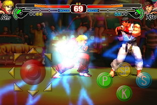 Street Fighter IV iPhone game available for download