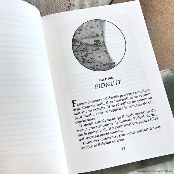 Le monde de Llena de Fabien Clavel chez Rageot