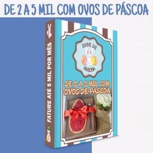 DE 2 A 5 MIL COM OVOS DE PÁSCOA