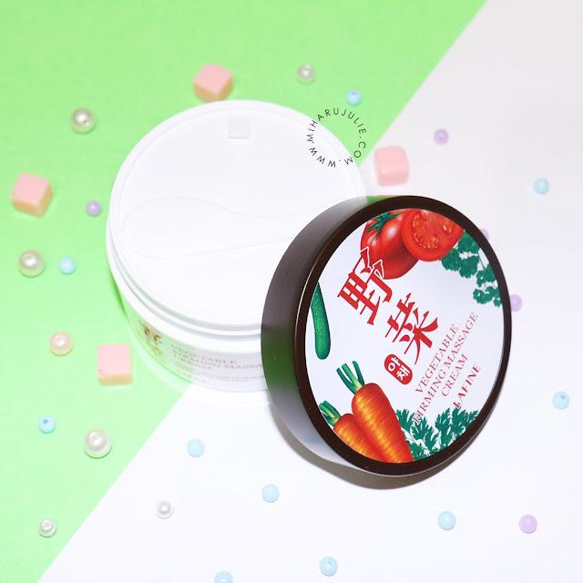 Lafine Vegetable Firming Massage Cream