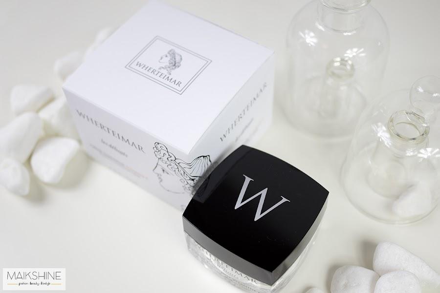 Review crema facial VITC Wherteimar