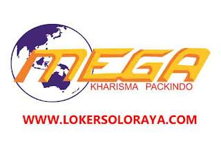 Lowongan Kerja IT di PT Mega Kharisma Packindo Sukoharjo