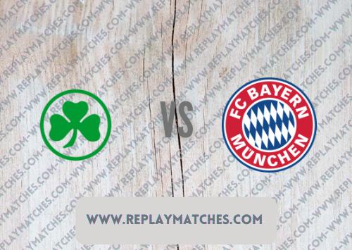 Greuther Fürth vs Bayern Munich Full Match & Highlights 24 September 2021