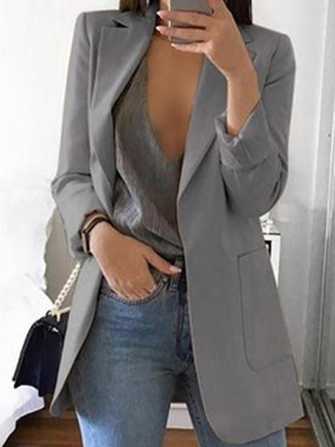 come abbinare il blazer outfit blazer how to wear blazer shopping on line tute fashion abbigliamento casual da casa mariafelicia magno fashion blogger colorblock by felym fashion blogger italiane blog di moda italian fashion bloggers