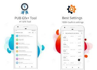 PUB Gfx+ Tool 0.18.0 B-166 Android (Premium) for APK