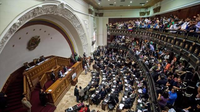 Parlamento de Venezuela rechaza decreto de emergencia económica