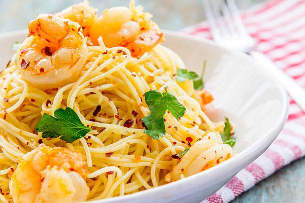 National Shrimp Scampi Day Wishes Sweet Images