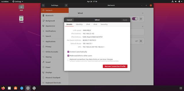 Cara Install DHCP di Ubuntu Server 20.04