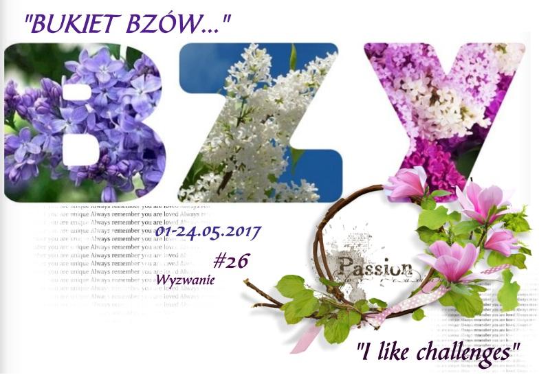 aktualne wyzwanie 01-24/05/2017