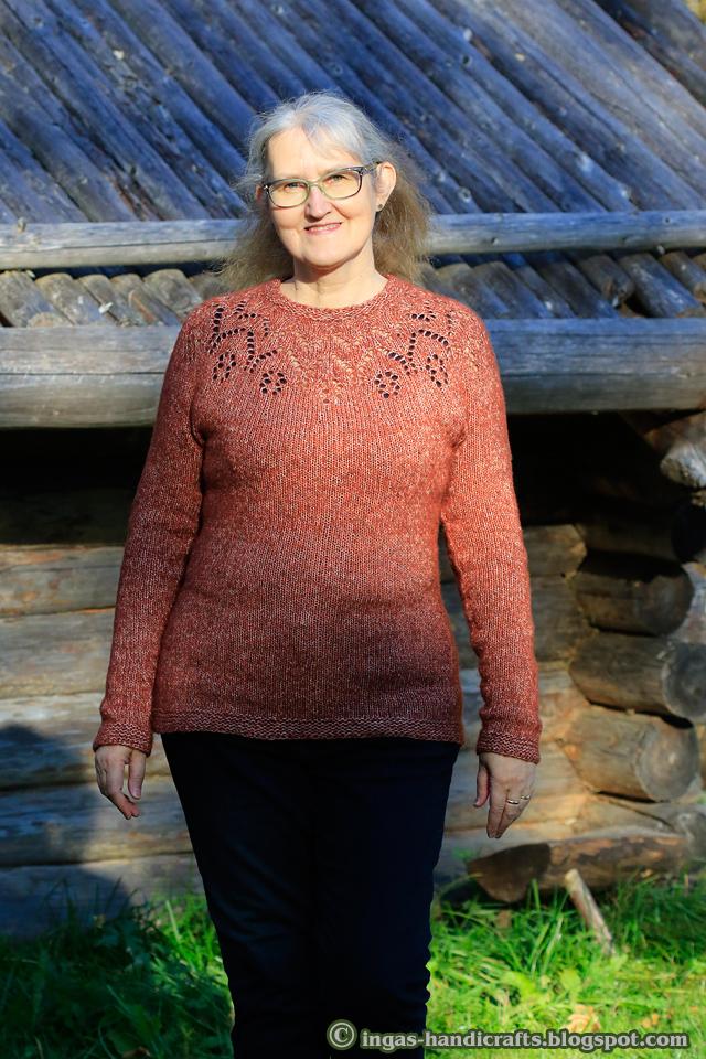 Angelic Sweater