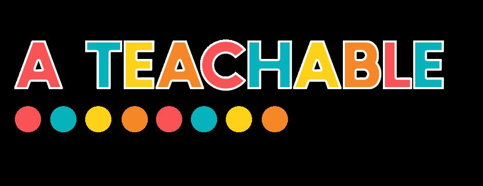 A Teachable Year