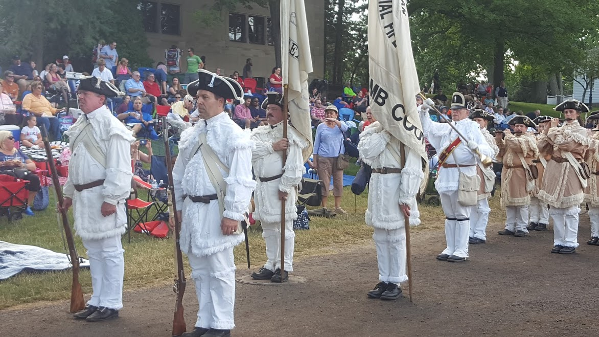 Event review: Salute to America, Greenfield Village {Dearborn}