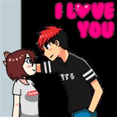 Akihabara Couple