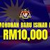 Permohonan Baru Pengeluaran I-Sinar KWSP Sehingga  RM10,000