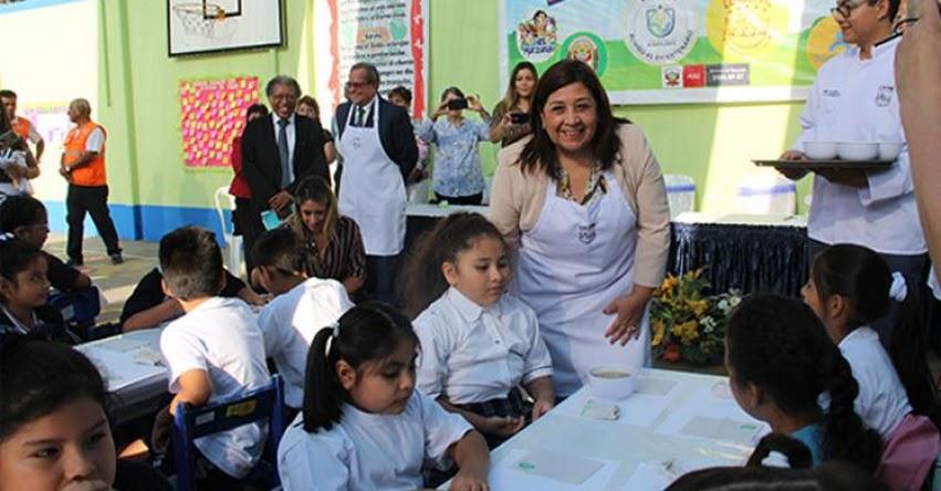 Masiva asistencia a colegios públicos en primer día de clases, informó el MINEDU - www.minedu.gob.pe