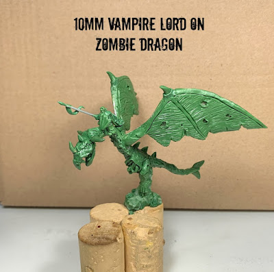 Vampire Lord on Zombie Dragon picture 1