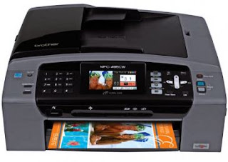 Brother MFC-495CW Printer Driver Download - Windows, Mac, Linux