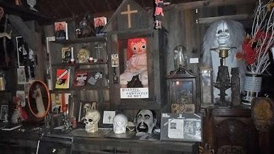 Warren Occult Museum